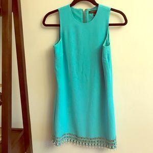 Cynthia Steffe dress - light blue. Size 0 used